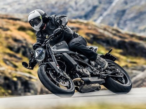 Les motos italiennes sportives